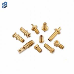 China Suppliers Products Aluminum Parts Brass CNC Router Machine CNC Lathe Machine CNC Lathe