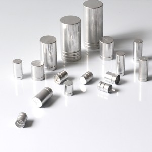 China Manufacturer Aluminium Cold Extrusion Capacitor Component