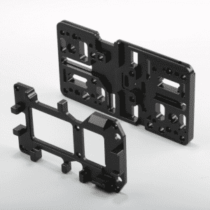 Custom High Strength Engineering Plastic Injection Molding Parts