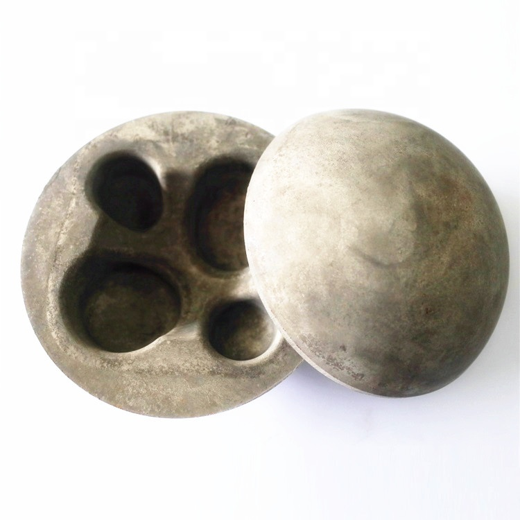 China Companies Forged Cylinder Head Brass Cold Forging Parts