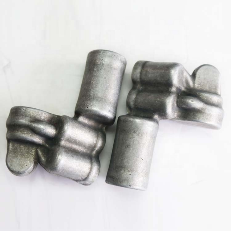 China Factory  Custom High Forging Tools Forged Steel Ball Forged Fitting Parts Featured Image