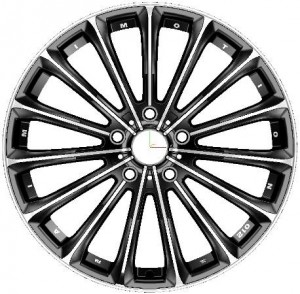 Colorful Forged Alloy Wheel Rims For All kinds of Car Like Audi Mercedes Ferrari