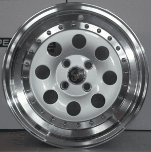 Aluminium Alloy Wheel Rims For Automobile Made By China Car Wheels Manufacturer