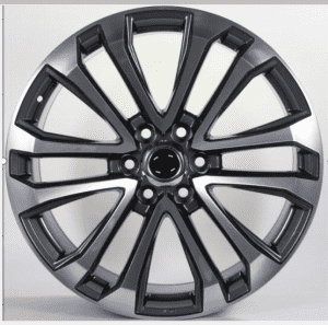 Multispecies Customized Forging Aluminum Alloy Wheel Rims For Truck And SUV