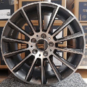 15 16 17 18 19 inch 4X100 5X112  5X130Alloy Wheel Aftermarket Wheel Rim Made in China