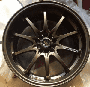 Custom High Strength Forging Alloy Wheels With Colorful Anodized Surface