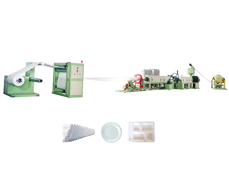 PS Foam Sheet Extrusion Line Featured Image
