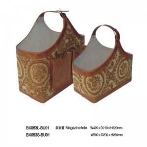 High Quality Leather Hotel Accessories Set Promotional