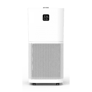 Home Negative Ion HEPA Air purifier With Wifi C...