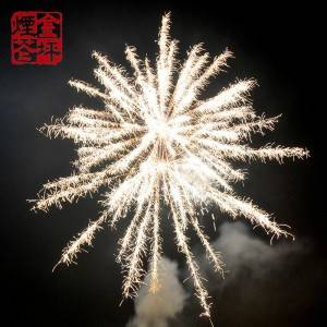 China Wholesale Indoor Fountain Fireworks Suppliers –  60sec 5m Fountain – JinPing Fireworks