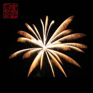 China Wholesale Shells Fireworks Factory –  2″ series display shell – JinPing Fireworks