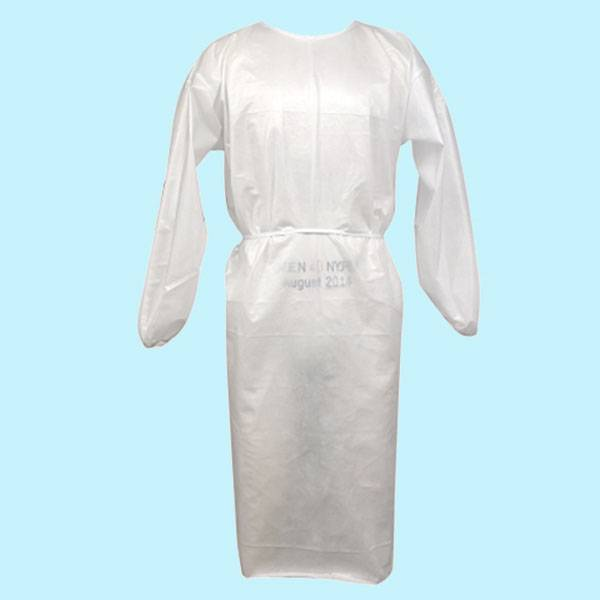 China Factory for Water-Proof - Isolation Gown A – New Asia Pacific