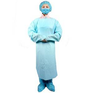 Isolation Gown PE1003