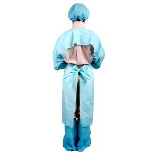 Isolation Gown PE1003B