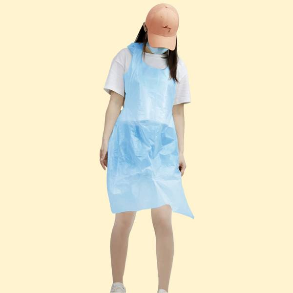 China Supplier Apron Disposable Plastic White - Disposable Apron – New Asia Pacific Featured Image