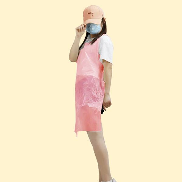 Manufactur standard Ldpe Disposable Apron - Disposable Apron – New Asia Pacific