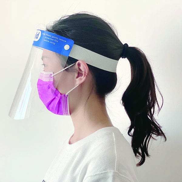 Buy Protective Isolation Face Shield Factory - Face Shield – New Asia Pacific