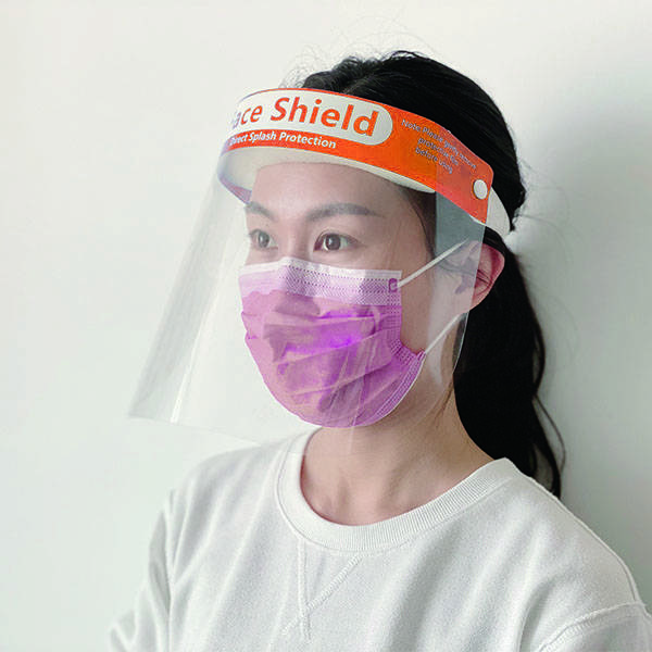 Excellent quality Clear Face Shield - Face Shield – New Asia Pacific detail pictures