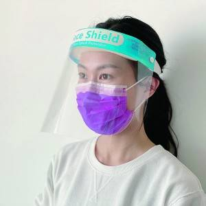 China wholesale Anti-Dust Face Shield - Face Shield – New Asia Pacific