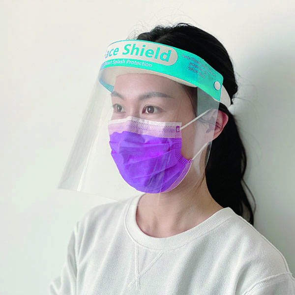 2019 wholesale price Dust-Proof Face Shield - Face Shield – New Asia Pacific