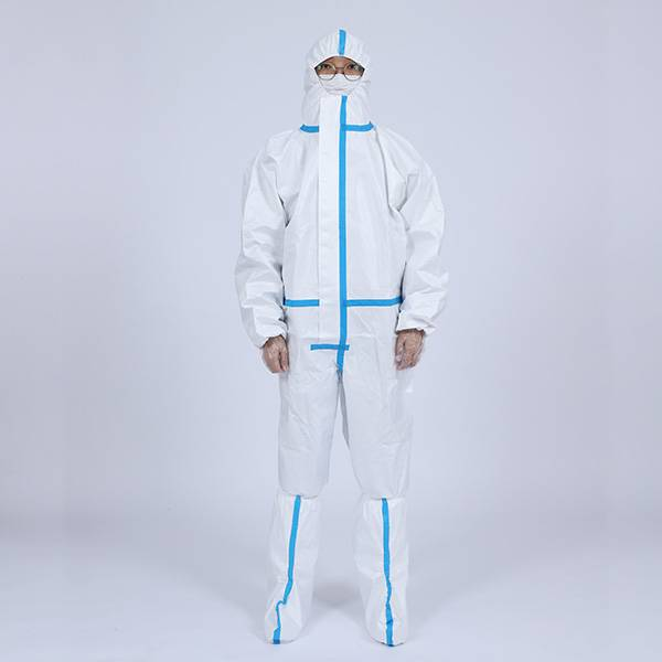 Manufacturer for Disposable Protection Clothing - Protective Clothing – New Asia Pacific