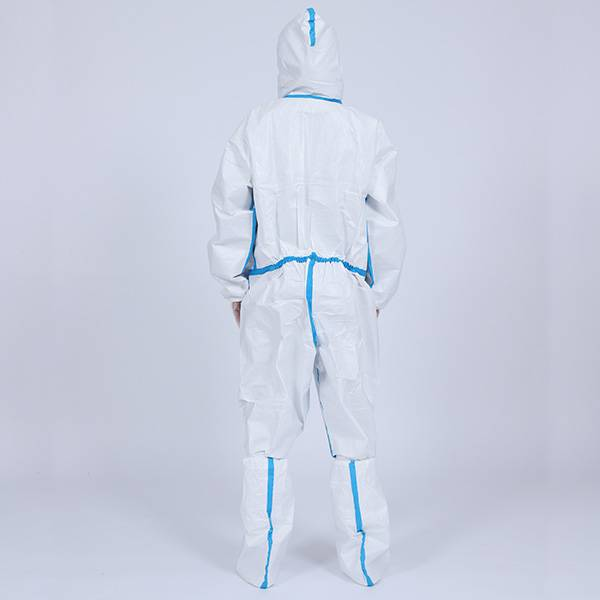 Best Price on Protection Coverall – Protective Clothing – New Asia Pacific