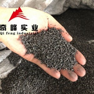 C97%  S2.0%  Calcined Petroleum Coke for Aluminum smelters