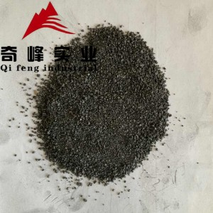 The role of graphite powder in casting
