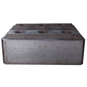 Professional China High Pure Carbon Block - Carbon Anode Block/Artificial Graphite Carbon Anode Scrap – Qifeng