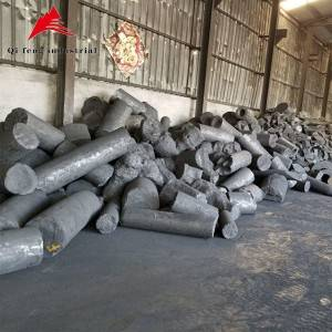 One of Hottest for Purity Graphite Tube - Graphite Electrode Scraps – Qifeng