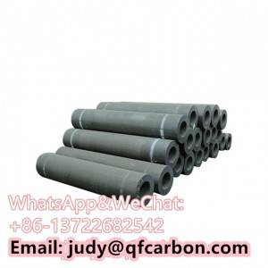 High Power HP Graphite Electrode for Turkey Industry with High Bulk Density