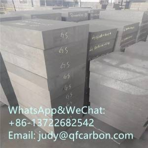 High Density 1.85 EDM Graphite Block 550*410*250mm