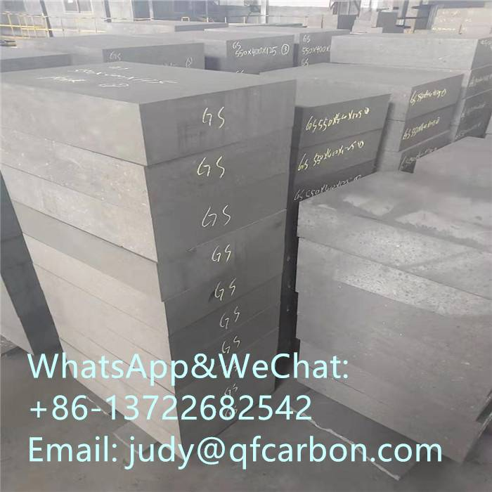 Refractory Cheap Price and High Purity Graphite Block Featured Image
