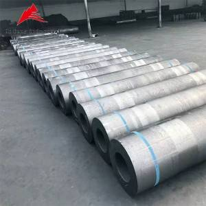 RP75-800mm Graphite Electrodes for ladle furnace
