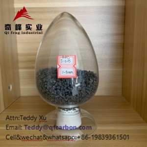 1-5mm 98.5 Good Quality Graphite Petroleum Coke GPC Pet Coke