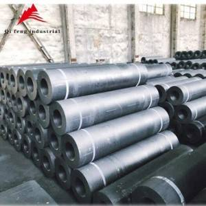 High definition HP UHP Graphite Electrode China Supplier