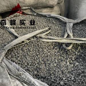 Vanadium 400 ppm 1.8%S Calcined Petroleum Coke CPC for Aluminum Factory