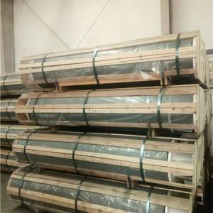 UHP Graphite Electrode 600mm*2100mm For Sale