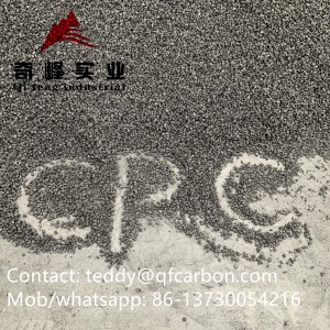 Well-designed China Low Sulphur Petroleum Coke/CPC