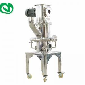 Popular type Fluidized-bed Jet Mill