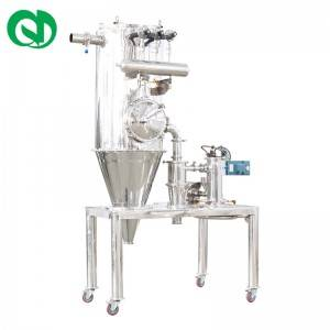 Lab-use Fluidized-bed Jet Mill For 1-10kg Capacity