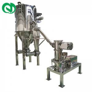 Battery Industry And Other Chemical Material Use Fluidized-bed Jet Mill