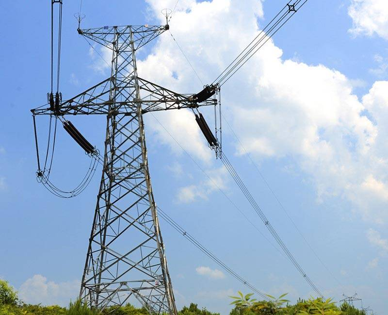 High Performance Power Transmission Towers - Electric angle steel tower – Qiangli