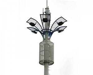 PriceList for Beijing Communication Tower - Electric angle steel tower – Qiangli