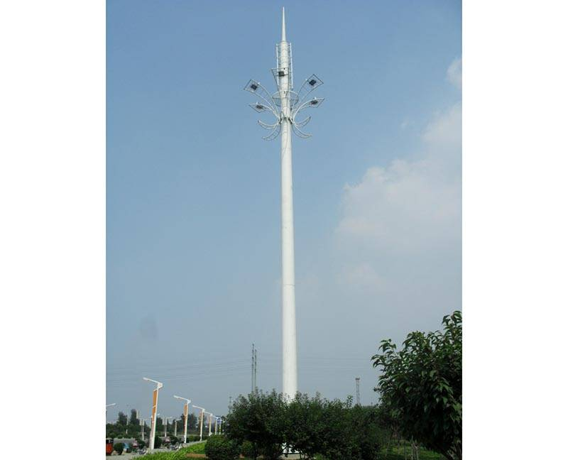Best quality Alltech Communication Tower - Communication tower – Qiangli