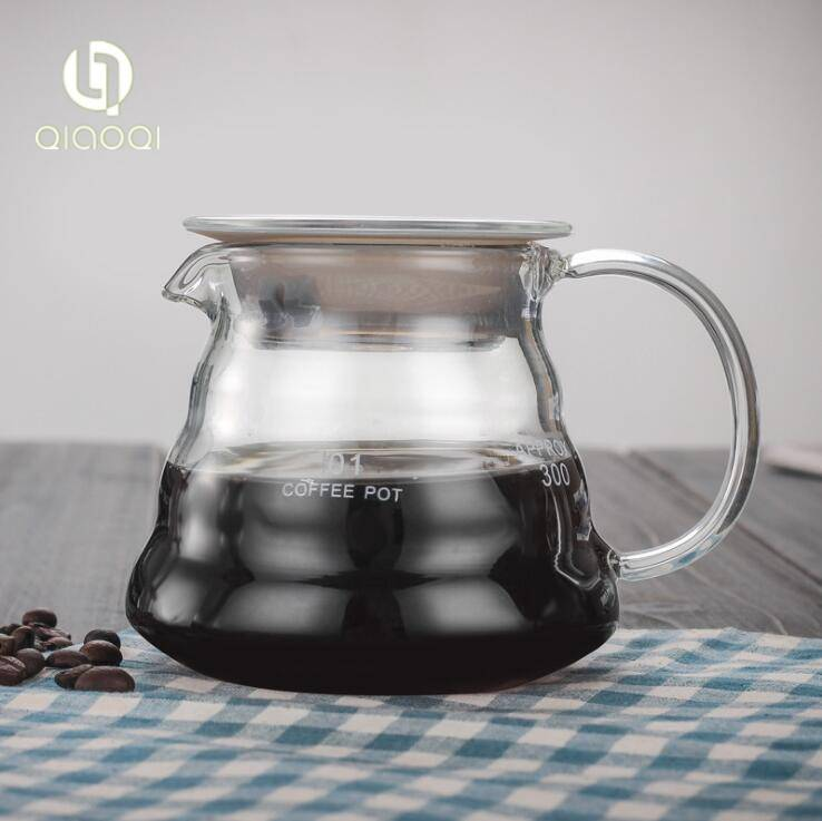 Handmade Pour Over Coffee Maker Brewer