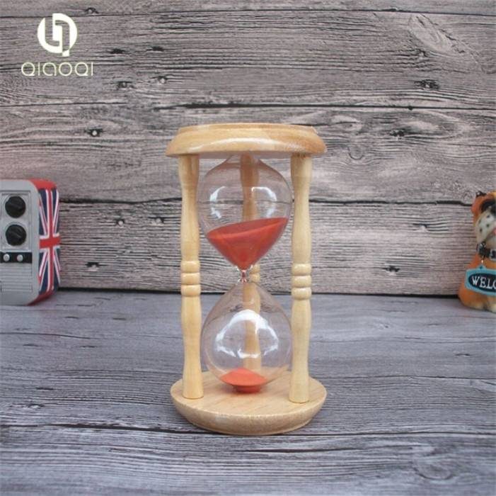 Wooden Hourglasses 10 Minute Sand Timer Factory