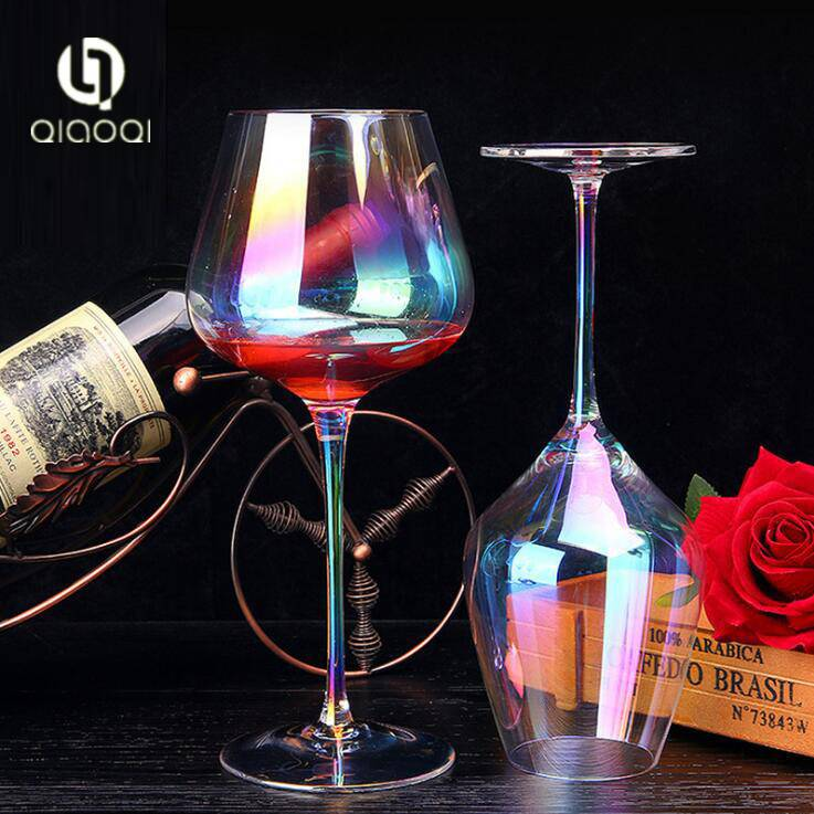 Lead-Free crystal red wine glass for Gruener Veltliner/ Cognac/Pinot Noir/Burgundy Wine Glass goblet