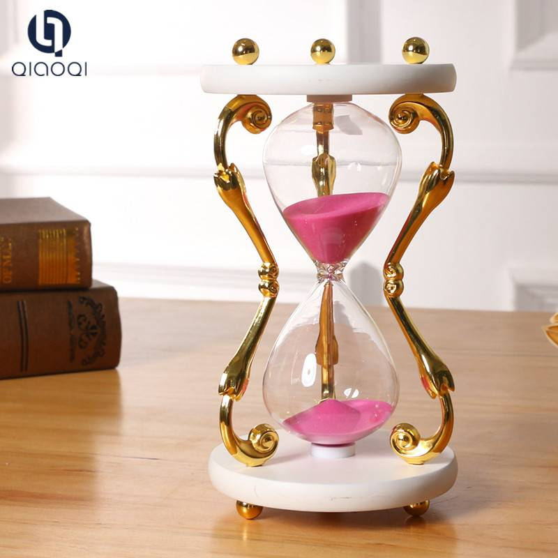 Low Price High Grade liquid large hourglass sand timer