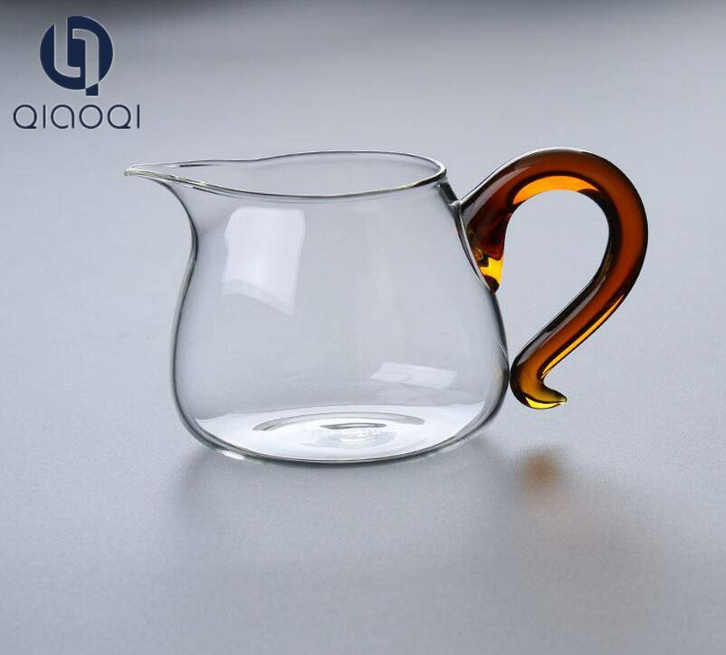 Manufacturers wholesale glass cups little green the kung fu tea set fair mug
